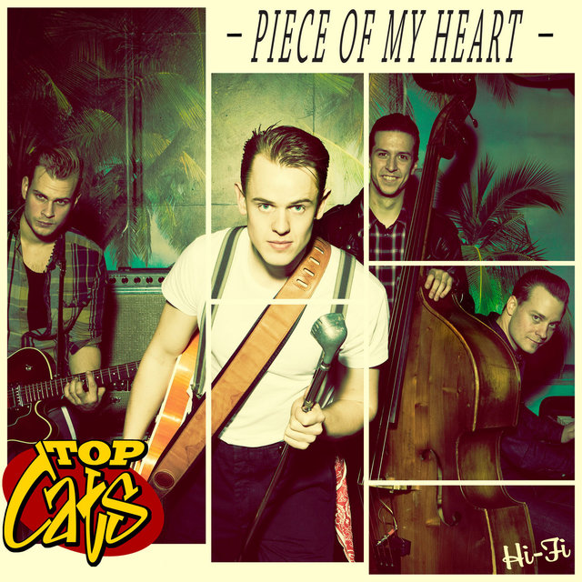 28a869b71e66 Cover art for album by Top Cats