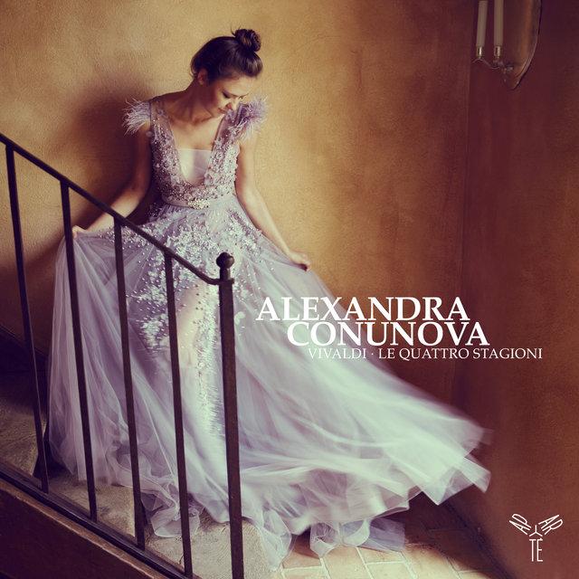 Cover art for album Vivaldi: Le Quattro Stagioni by Alexandra Conunova