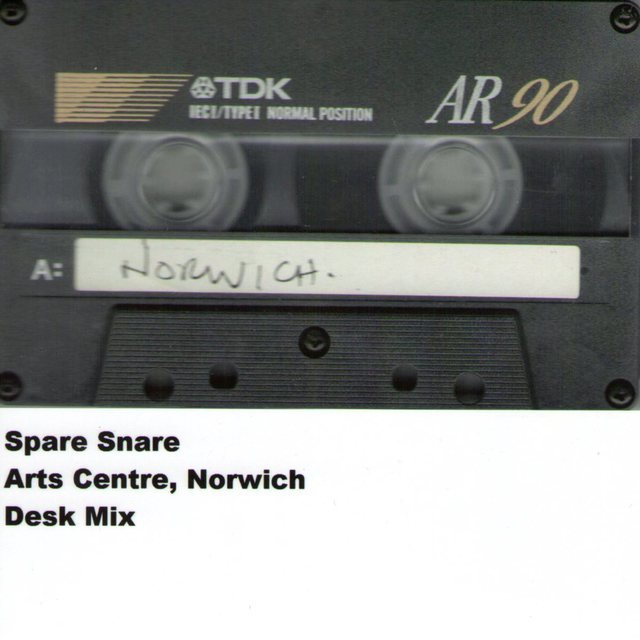 Arts Centre, Norwich, 25.03.1996