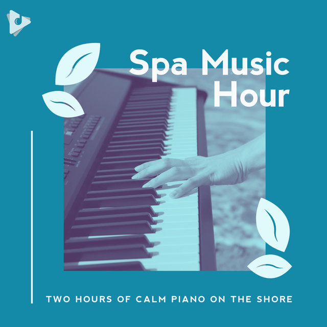 Two Hours of Calm Piano on the Shore