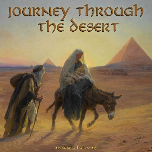 Journey Through the Desert