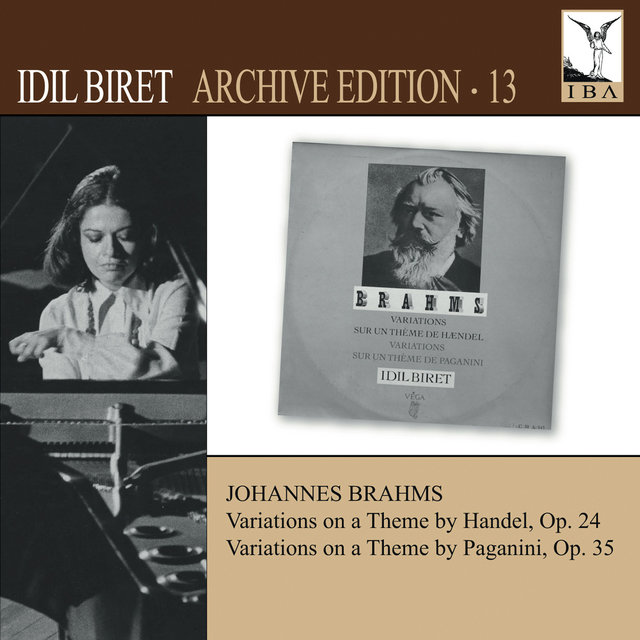 Idil Biret Archive Edition, Vol. 13