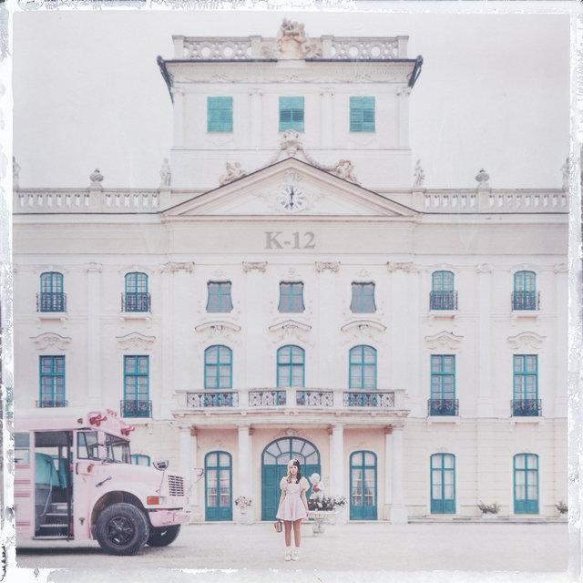 Cover art for album  by Melanie Martinez
