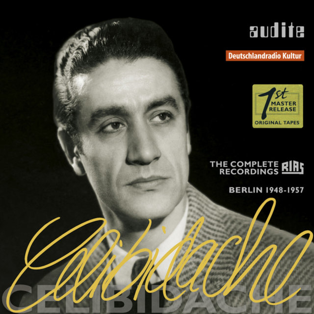 Edition Sergiu Celibidache: The Complete RIAS Recordings