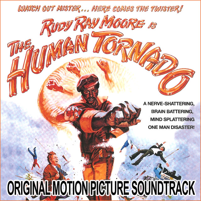 The Human Tornado (Original Motion Picture Soundtrack)