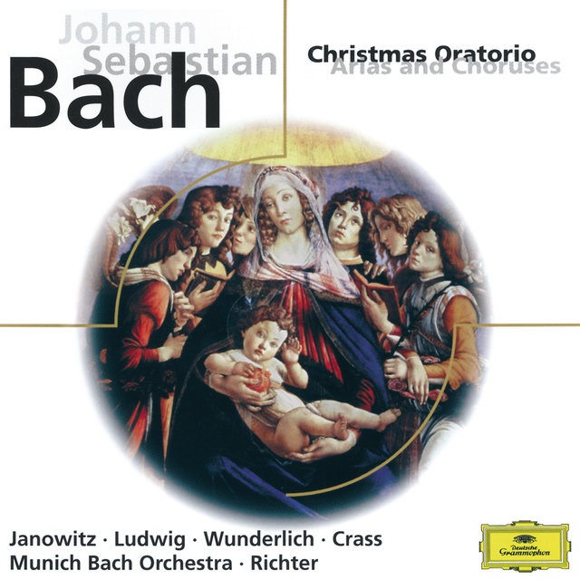 J.S. Bach: Christmas Oratorio (Arias and Choruses)