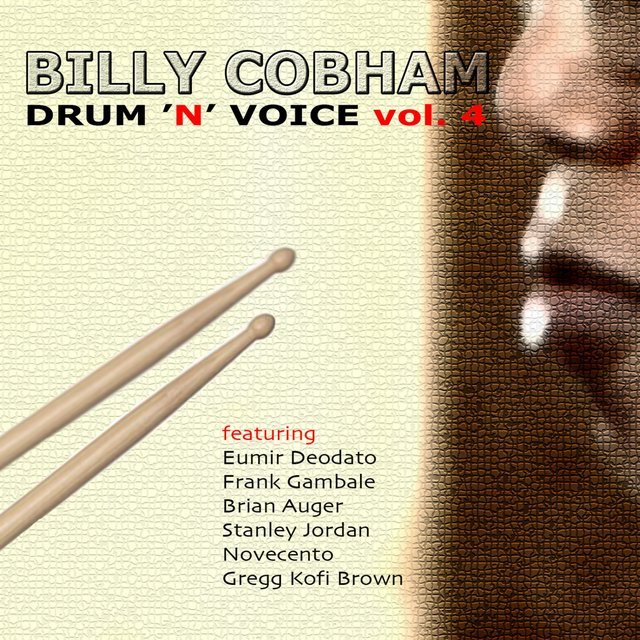 Drum 'n' Voice, Vol. 4