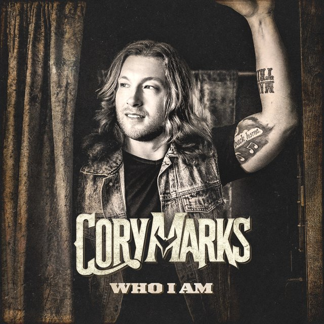 Cover art for album Who I Am by Cory Marks