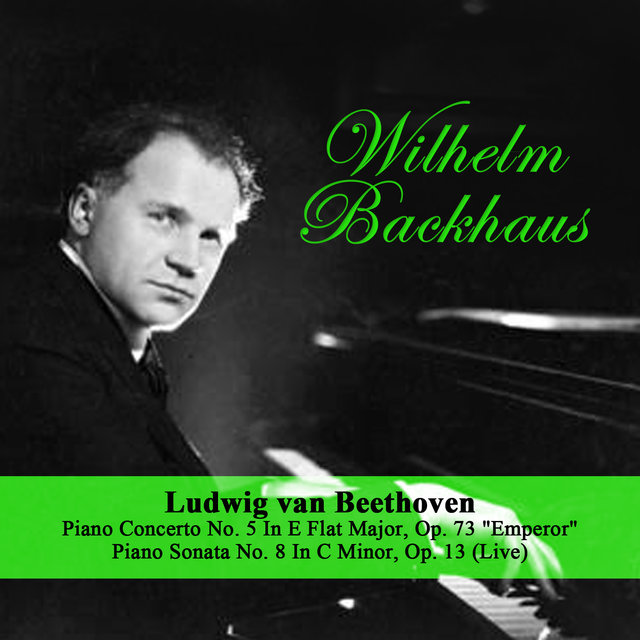 Ludwig van Beethoven: Piano Concerto No. 5 In E Flat Major, Op. 73