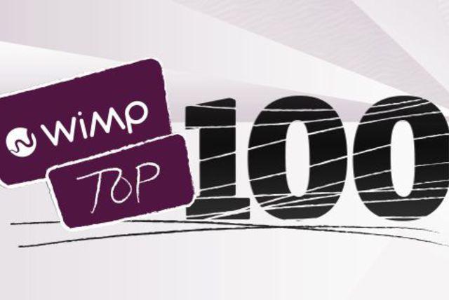 Cover art for album WiMP TOPP 100 by TIDAL