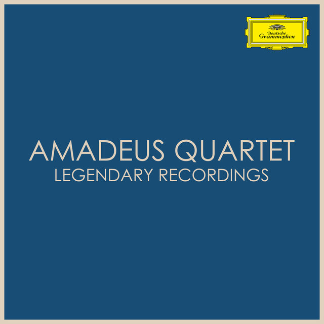 Amadeus Quartet Legendary Recordings