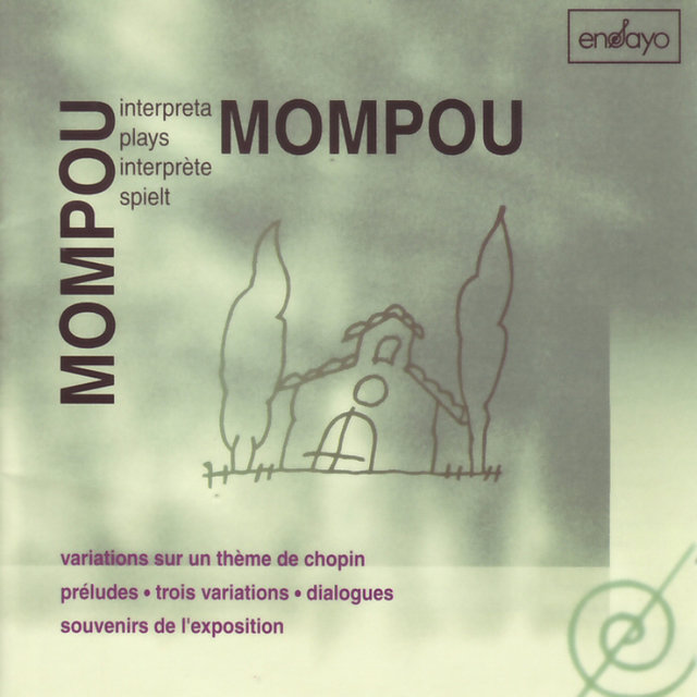 Mompou interpreta Mompou, Vol. 3