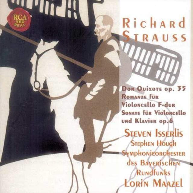 R.Strauss: Don Quixote - Complete Works for Violoncello
