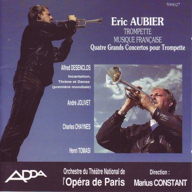 4 Great French Trumpet Concertos