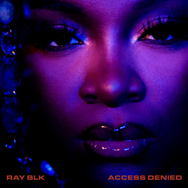 Cover art for album Over You by RAY BLK, Stefflon Don