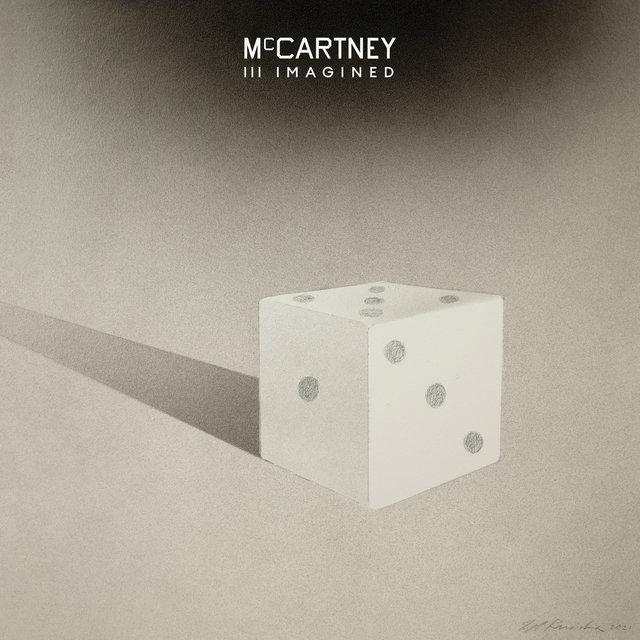 Cover art for album McCartney III Imagined by Paul McCartney