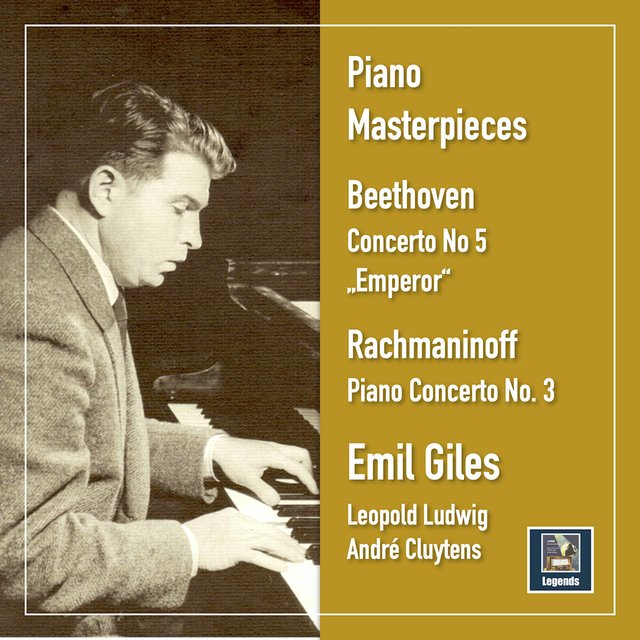 Piano Masterpieces: Beethoven Piano Concerto No. 5