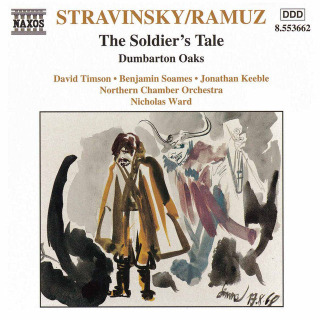 Stravinsky: The Soldier's Tale / Dumbarton Oaks