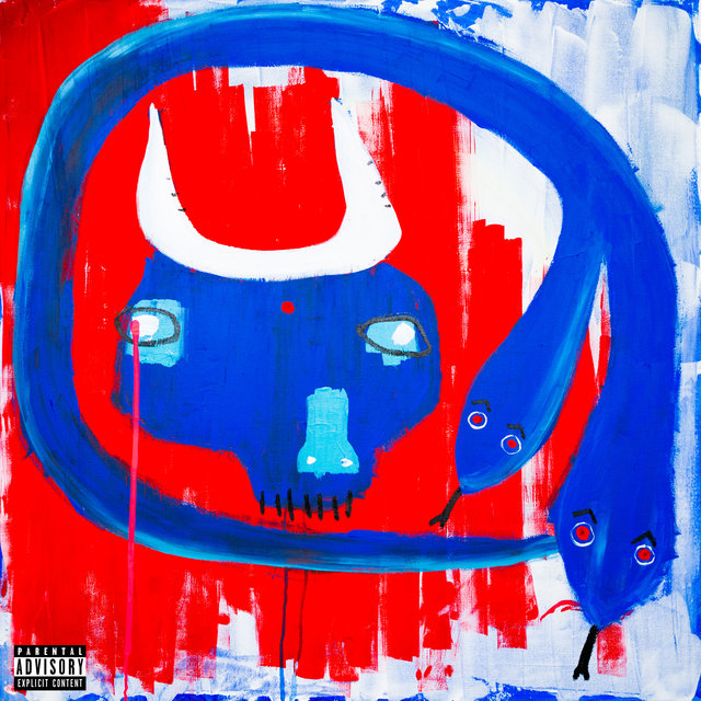 Cover art for album White Bronco by Action Bronson