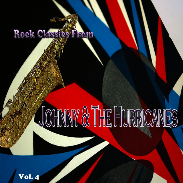 Rock Classics from Johnny & the Hurricanes, Vol. 4