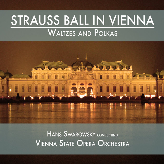 Strauss Ball in Vienna: Waltzes and Polkas