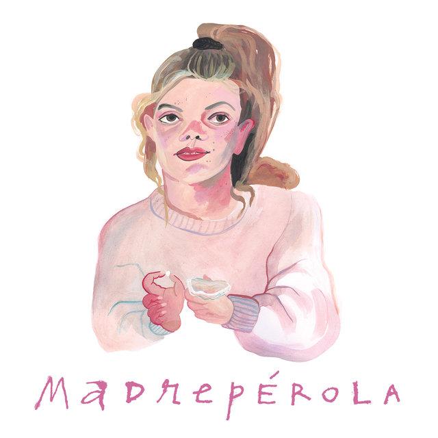 Cover art for album Madrepérola by Capicua