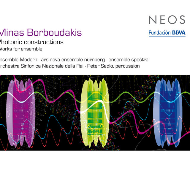 Minas Borboudakis: Photonic constructions