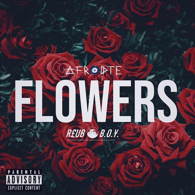 Cover art for album Flowers by REUB B.O.¥., Afrodite