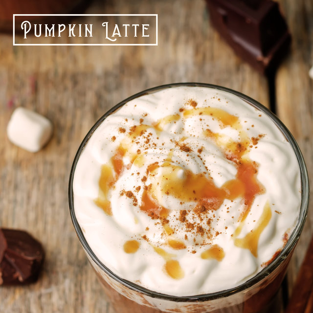 Pumpkin Latte - Jazz Music Background for Cafe for the Autumn Season 2020
