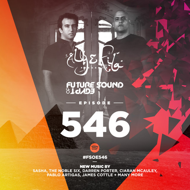 Future Sound Of Egypt Episode 546