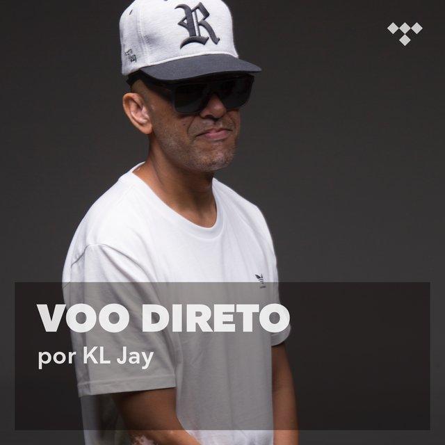 Cover art for album KL Jay: Voo Direto by Racionais MC's