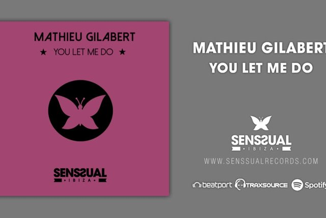 Mathieu Gilabert - You let me do