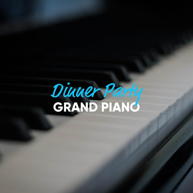 Smooth Dinner Party Grand Piano Rhythms