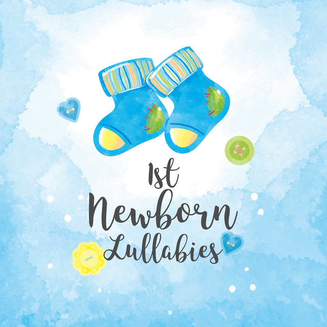 1st Newborn Lullabies: Set of 15 Ambient Sleep Songs for Your Baby