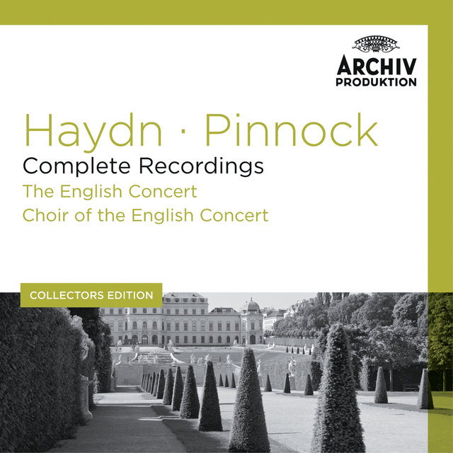 Haydn - Pinnock: Complete Recordings (Collectors Edition)