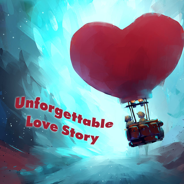 Unforgettable Love Story – Romantic Melodies of Piano, Smooth Piano Relaxation, Romantic Date Night, 15 Shades of Love