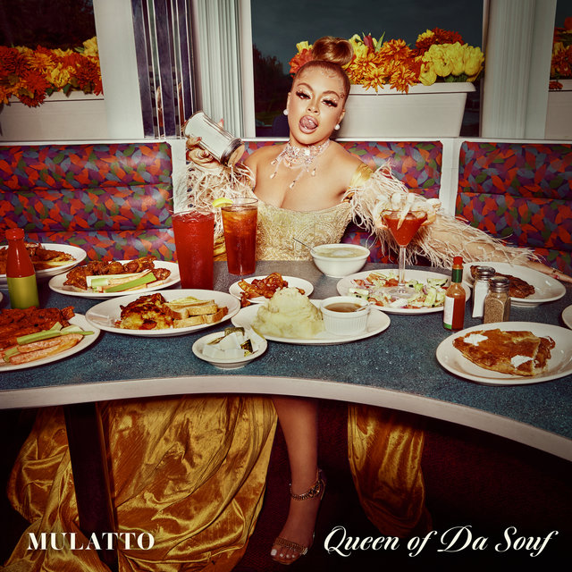 Cover art for album Queen of Da Souf by Mulatto