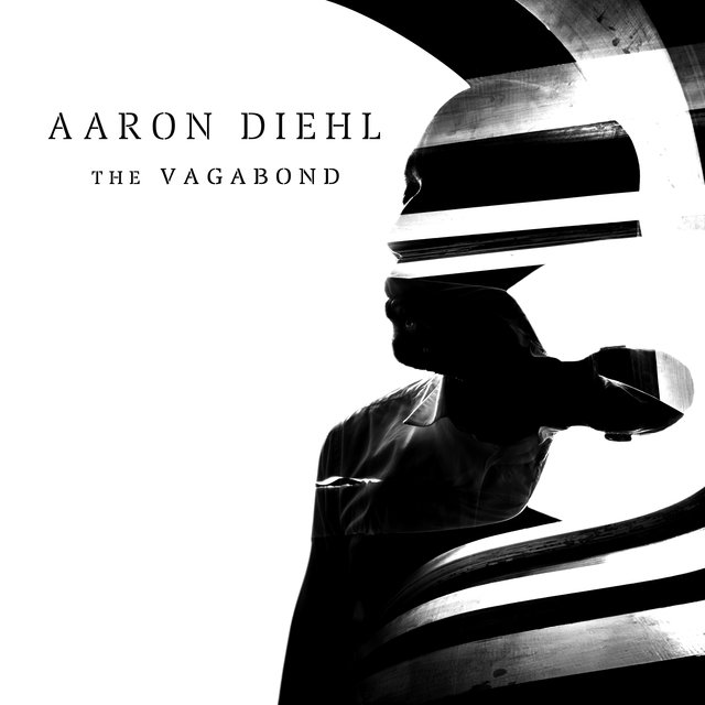 Cover art for album The Vagabond by Aaron Diehl