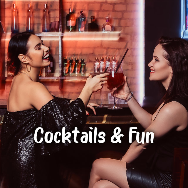 Cocktails & Fun – Meeting with Friends, Instrumental Jazz Music