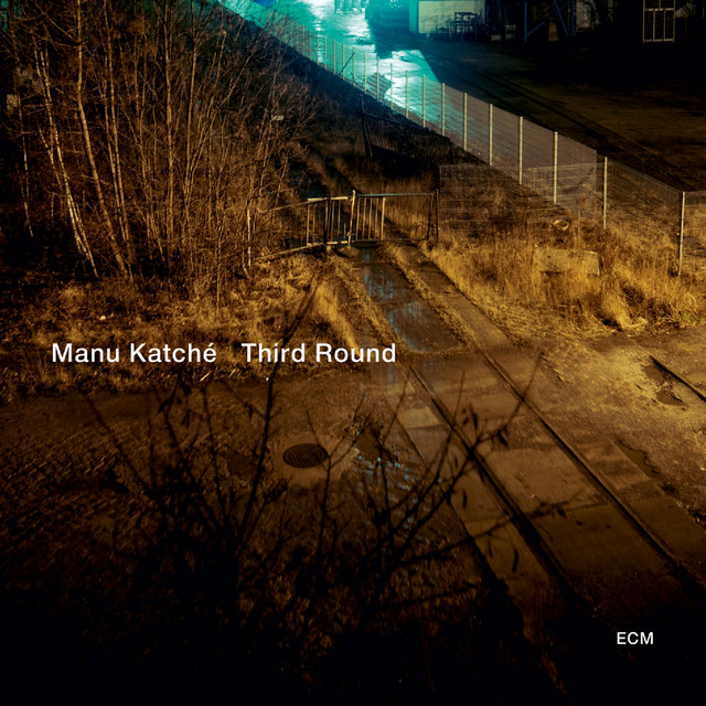 Cover art for album  by Manu Katché