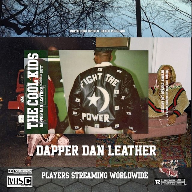 Dapper Dan Leather