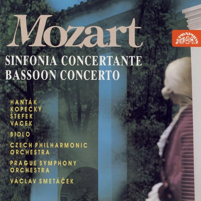 Mozart: Sinfonia concertante, Concerto for Bassoon