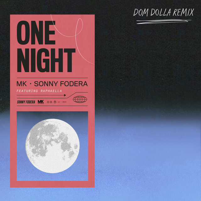 One Night (Dom Dolla Remix)