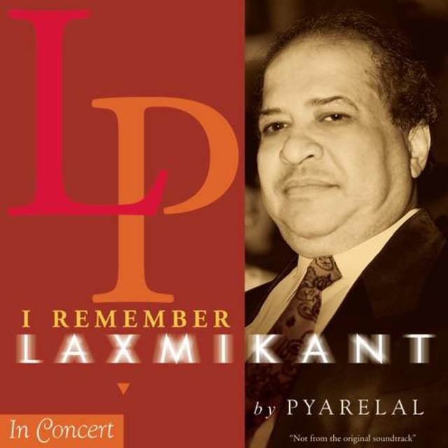 I Remember Laxmikant By Pyarelal