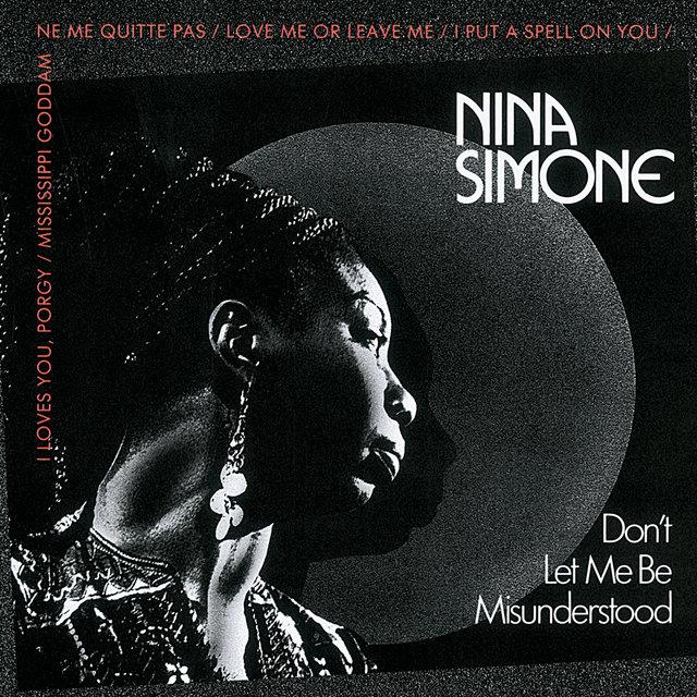 Cover art for album  by Nina Simone