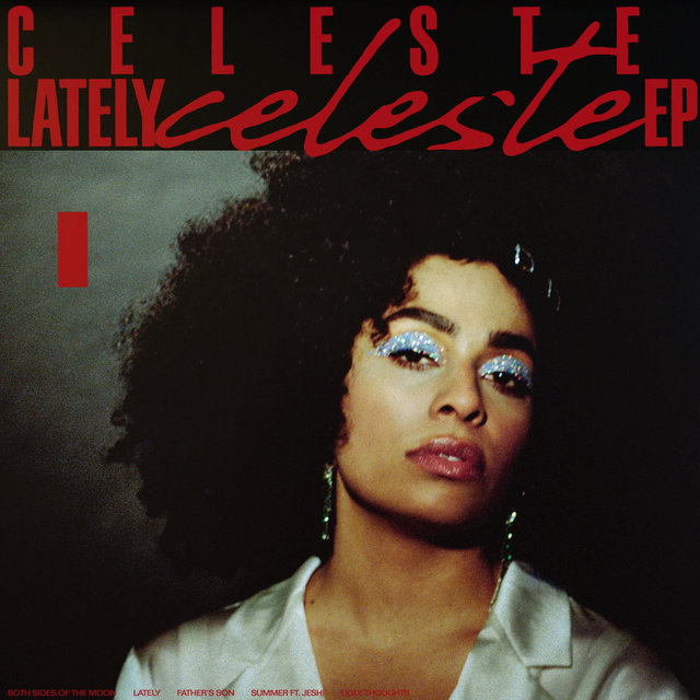 Cover art for album Lately - EP by Celeste