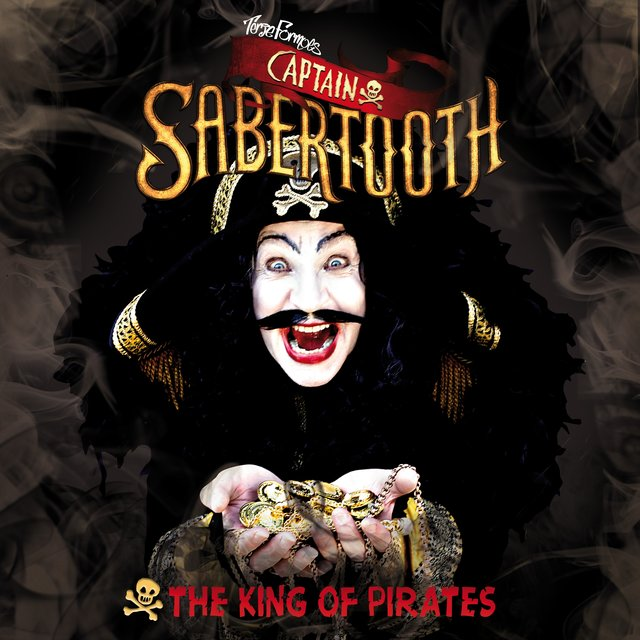 Captain Sabertooth, The King of Pirates
