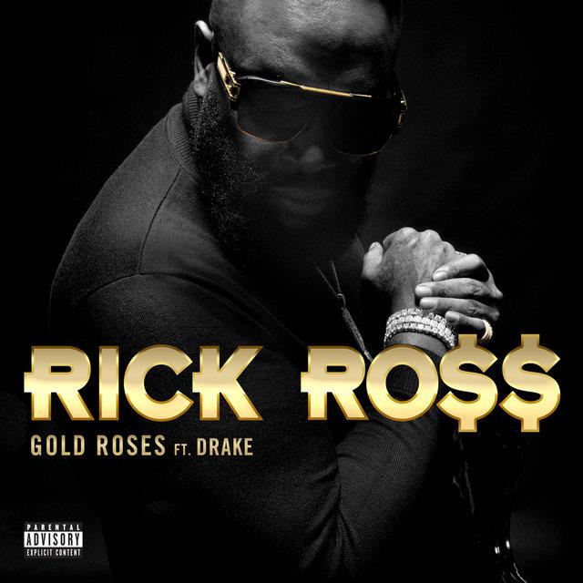 Cover art for album  by Rick Ross, Drake