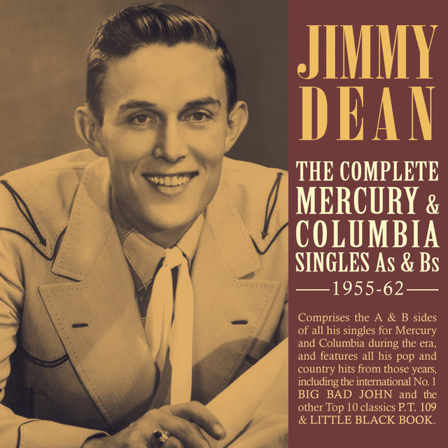 The Complete Mercury & Columbia Singles As & Bs 1955-62