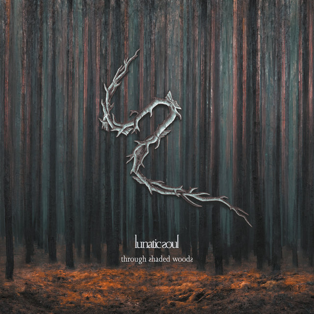 Cover art for album Through Shaded Woods (Deluxe Edition) by Lunatic Soul